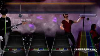 Head Like a Hole - Nine Inch Nails Expert (All Instruments) Rock Band 3 DLC