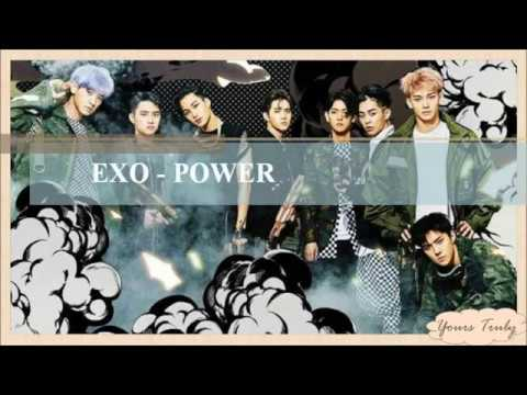 EXO - POWER [EASY LYRICS]