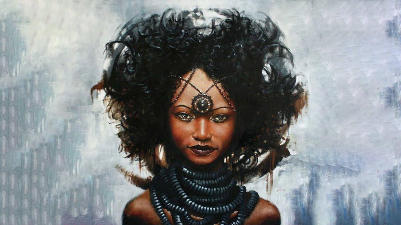 Divine Feminine Energy (Binaural Meditation) - YouTube