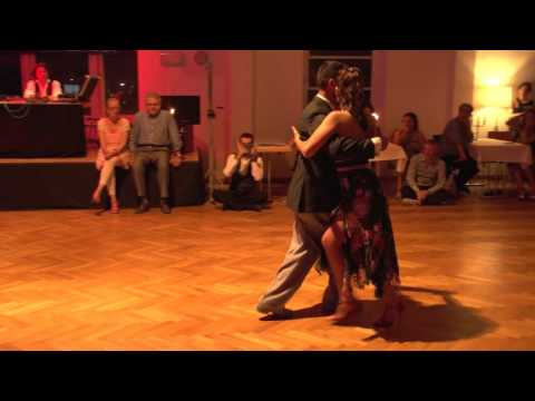 "Christian Marquez & Virginia Gomez ""Los Totis"" 4, Tangofestival Innsbruck Oct.2015"