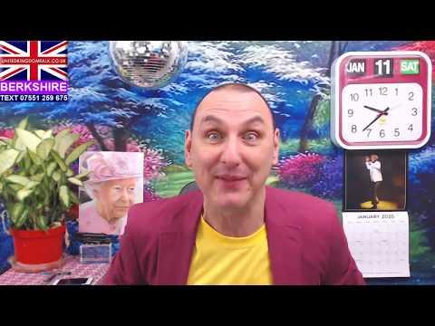 United Kingdom Talk Saturday 11th January 2020   VLOG  LIVEVLOG  HUMOUR  NEWS
