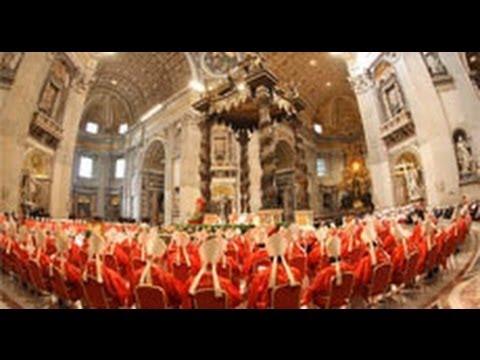 Vatican chưa bầu được Đức Giáo Hoàng