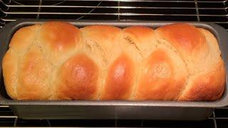 Bánh mì hoa cúc/brioche _công thức bành mì hoa cúc thơm ngon ăn là nghiền_Bếp Hoa