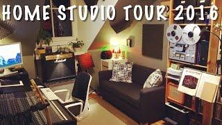 Home Studio Tour 2016 | LoudBox Music