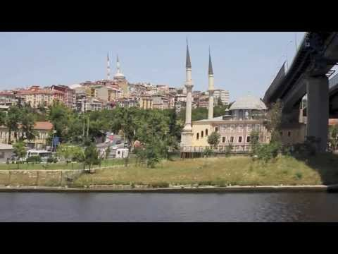 Istanbul - Golden Horn - Eyüp - Pierre Loti