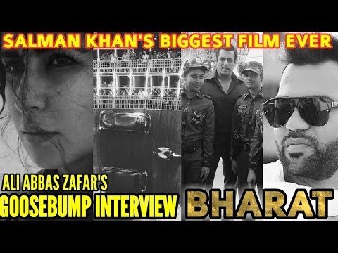 SALMAN KHAN THE REAL MASTERMIND BEHIND BHARAT | ALI ABBAS ZAFAR REVEALS ALL | GOOSEBUMPS | EID 2019 Mp3