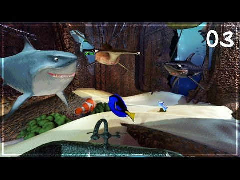 Disney's Finding Nemo | Fish Are Friends! [3] | Mousie