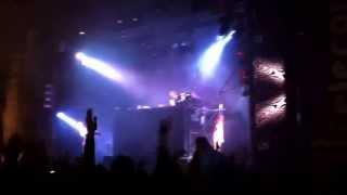 Swanky Tunes / Orjan Nilsen @ Ultrasonic festival / Lviv Arena / 08.06.2013