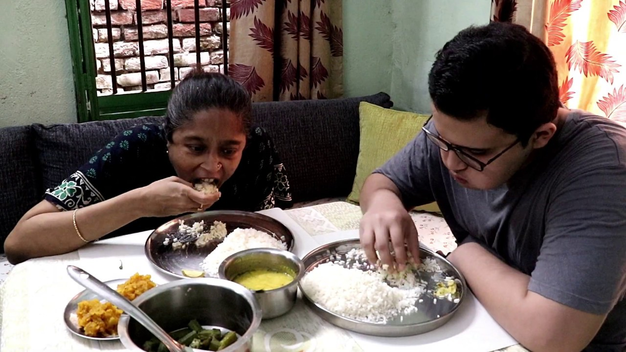 Eating Challenge With Boiled Items Hungry Kya