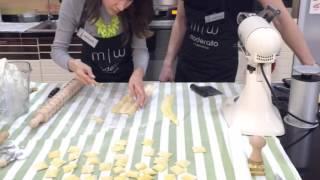 Мастер-класс Марины Поповой по итальянской кухне. Студия вкуса Модерато