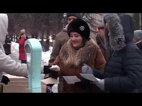 Заречный присоединился ко всероссийской акции «Блокадный хлеб»