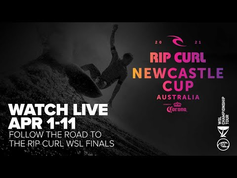 Rip Curl Newcastle Presented By Corona - Day 1