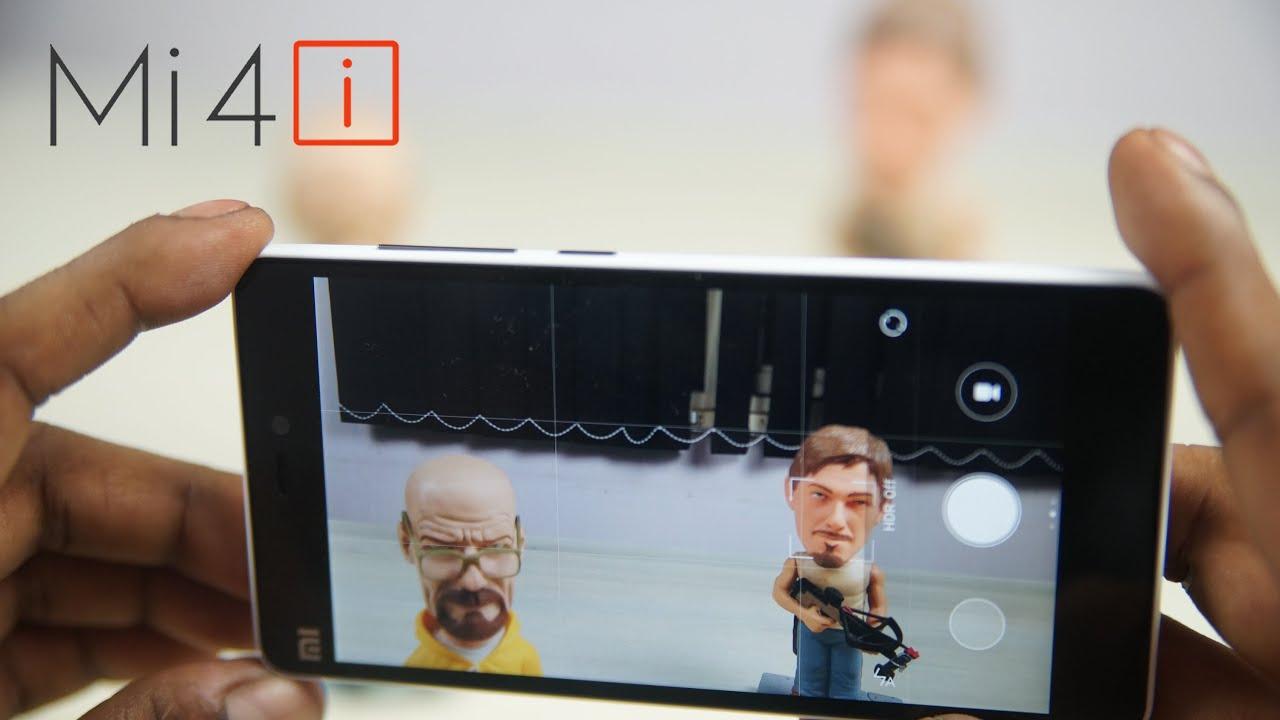 Image result for Xiaomi Mi 4i kamera