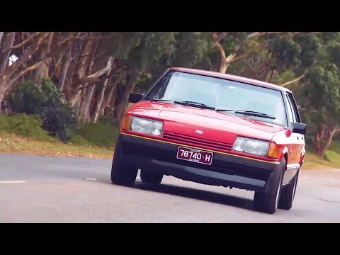 Ford XE Falcon  - Shannons Club TV - Episode 107
