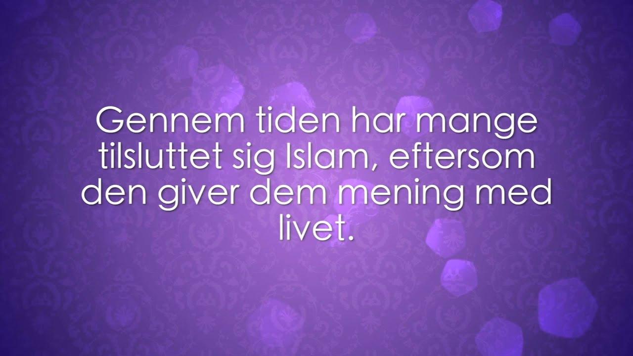 islam konvertering