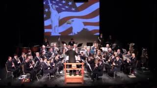 The stars and stripes forever (Sousa) - Nieuwjaarsconcert 2016 Kon. Gem. Harmonie Koksijde