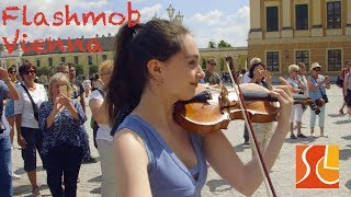 Flashmob Schnbrunn Palace Edward Elgar 39 s Salut d 39 amour - Esther Abrami OJPA.mp3