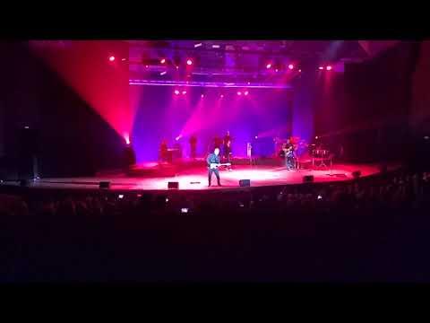 Gino Vannelli  - Appaloosa Tel Aviv 2018 Live