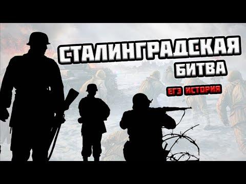 Сталинградская битва — начало коренного перелома в Великой Отечественной войне  ЕГЭ по истории