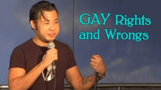 Gay Rights and Wrongs - ComedyTime