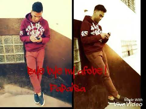 Bye bye ny afobe - PAPAISA (Rixlaine Production) _ Audio - Lyrics