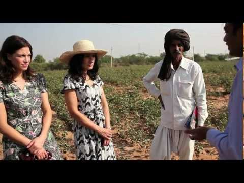 Organic and Fair Trade Cotton | Watch the story behind People Tree products