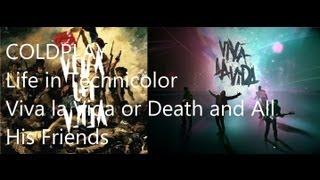 Life in Technicolor - COLDPLAY (Link - Download - Descarga - 320kbps)