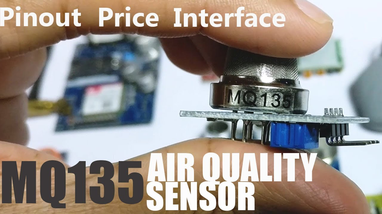 Buy MQ 135 Air Quality Sensor Module Pollution Sensor