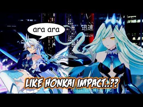 LIKE HONKAI IMPACT? HMM REALLY?? | TWILIGHT ARK ACTION RPG (CBT)