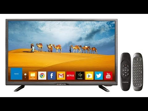 Kevin K100007AM (32 inches) HD Ready LED || Smart TV best price buy Amazon