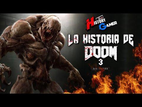 La Historia De Doom 3 │ History Gamer