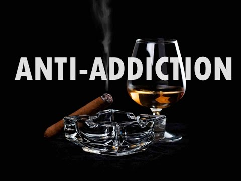 Anti-Addiction with Good Vibes binaural beats music