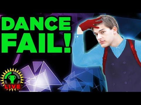 Lamest Dance Battle EVAR! - Just Dance Fail