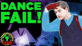Lamest Dance Battle EVAR! - Just Dance Fail