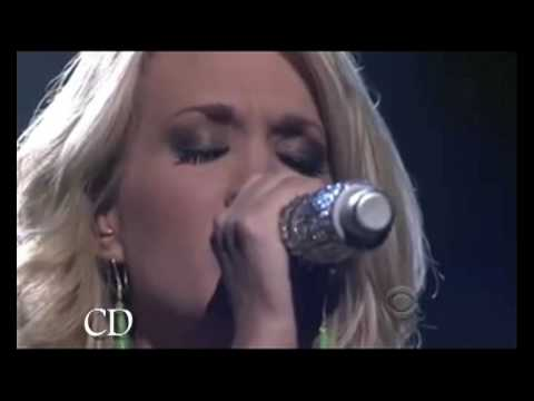 Carrie Underwood: Vocals LIVE vs Vocals on CD