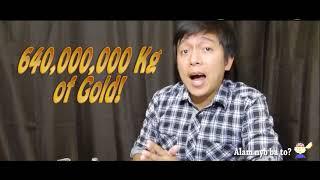 Marcos Gold - Urban Legend