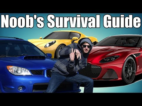 noob's-guide-to-the-car-community!