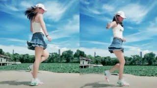 Shuffle dance China girl | part 2