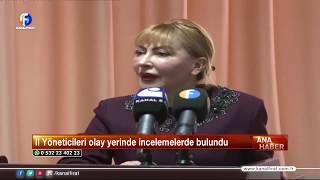 Kanal Fırat Ana Haber Bülteni 15 10 2019