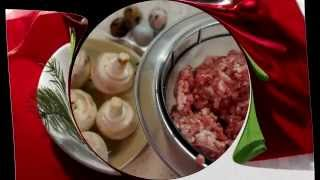 Перепелиные гнезда/ Праздничный стол ЭХ ЁЖики