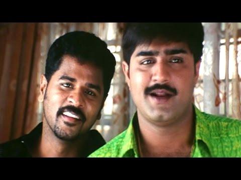 Oka Radha Iddaru Krishnula Pelli Movie || Srikanth & Prabhu Deva Back To Back Comedy Scenes