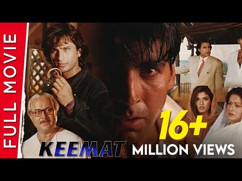 Keemat  Full Hindi Movie  Akshay Kumar, Raveena Tandon, Sonali Bendre  Full HD 1080p