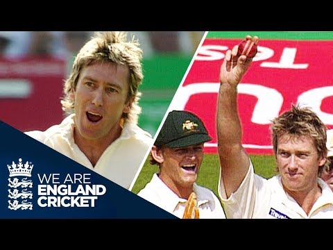 Lord's 2005 Ashes: Glenn McGrath Takes 5 And Reaches 500 Career Wickets - Full Highlights