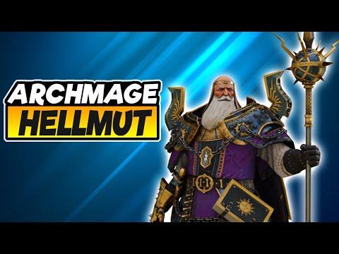 Archmage Hellmut Normal Doom Tower Reward   Champion Showcase   RAID SHADOW LEGENDS