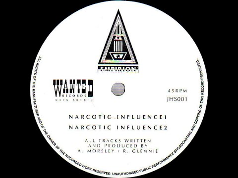 Empirion - Narcotic Influence 1 [Wanted Records] (1994)