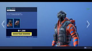 Fortnite ItemShop 03/05/2019 NEW Hypernova Skin - Brute Force Axe | Brachial Violence Axe EpicGames