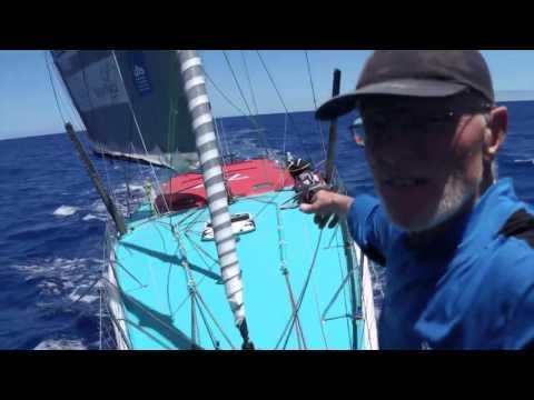 D20 : Message from Nandor Fa / Vendée Globe