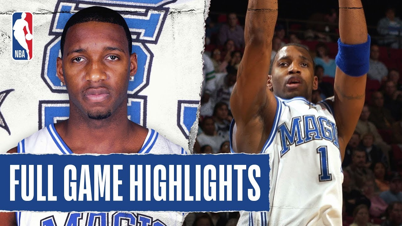 FULL GAME HIGHLIGHTS: Tracy McGrady Goes OFF for CAREER-HIGH 62 PTS!