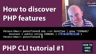 PHP CLI tutorial 1 | How to discover PHP features Mp3