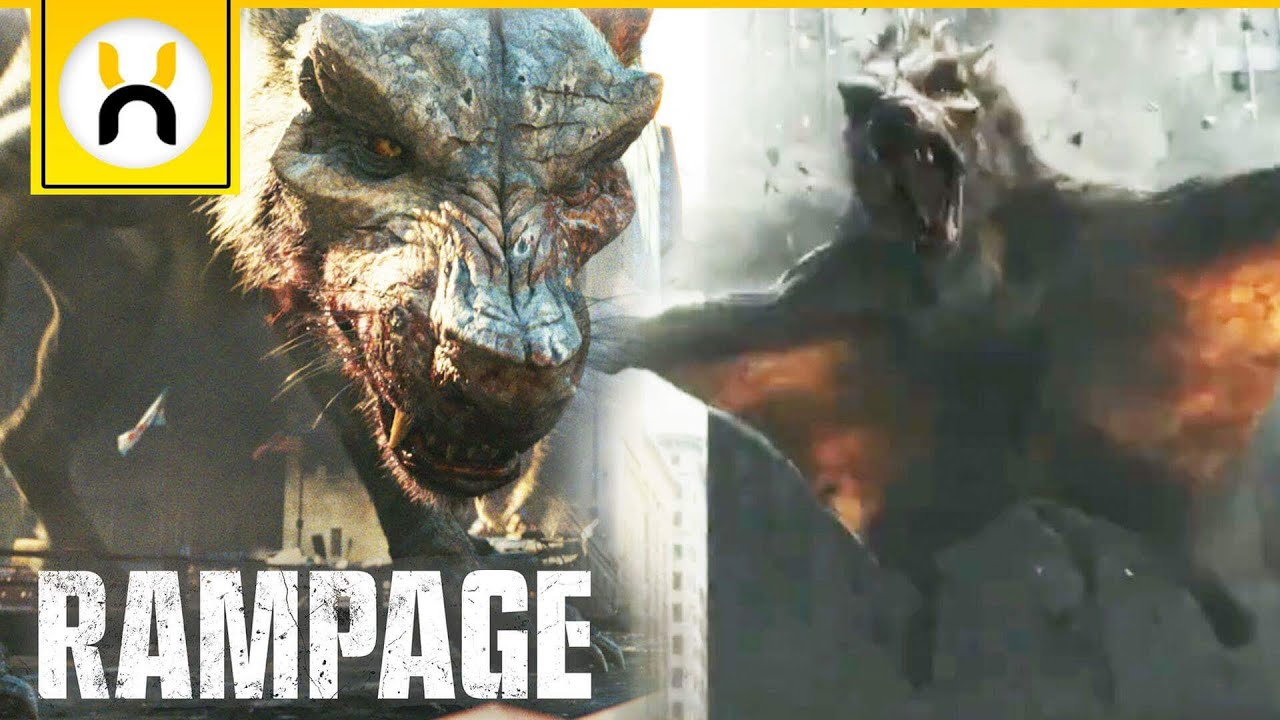 Rampage Ralph The Wolf Explained Youtube